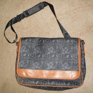 BaByliss Pro Travel Messenger Bag Beauty Supplies